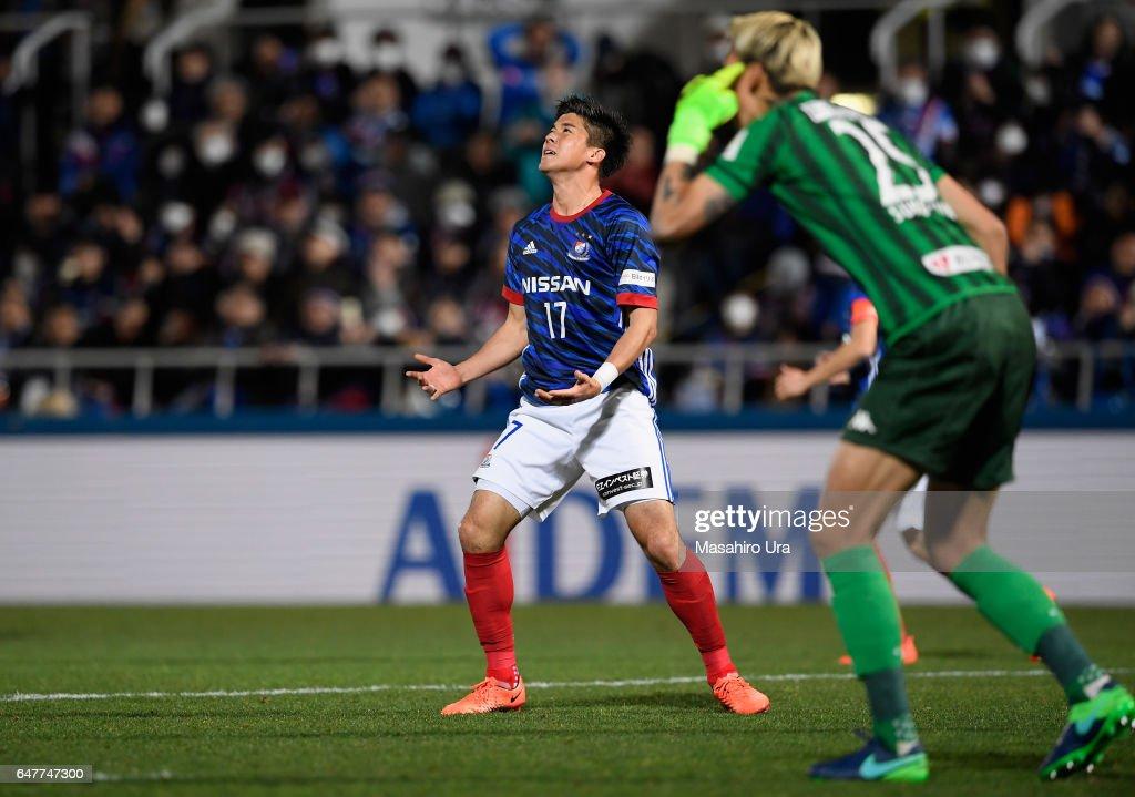 Yokohama F.Marinos v Hokkaido Consadole Sapporo - J.League J1