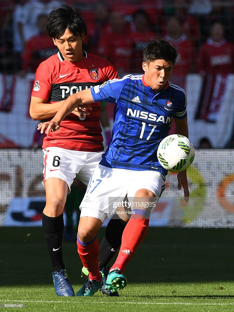 Urawa Red Diamonds v Yokohama F.Marinos - J.League