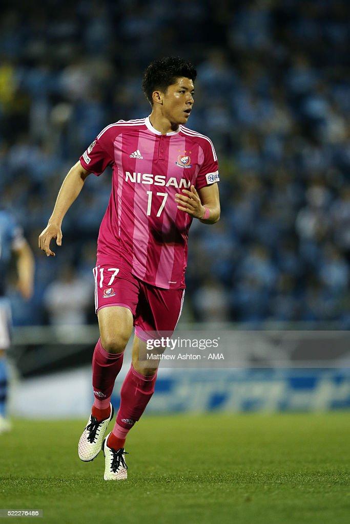 Jubilo Iwata v Yokohama F.Marinos - J.League