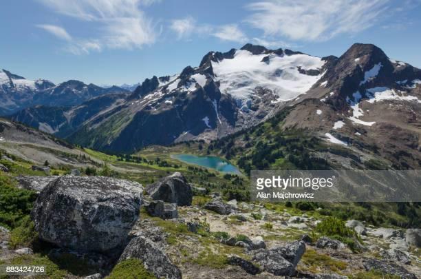 Cayoosh Mountain Coast Mountains British Columbia