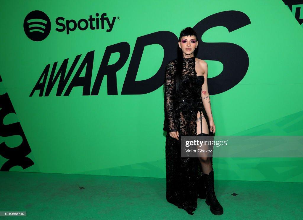 Spotify Awards In Mexico – Red Carpet : Fotografía de noticias