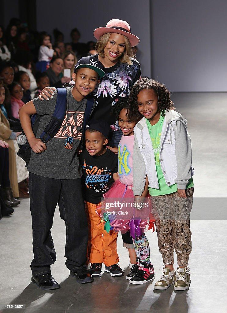Petite Parade Kids Fashion Show : News Photo