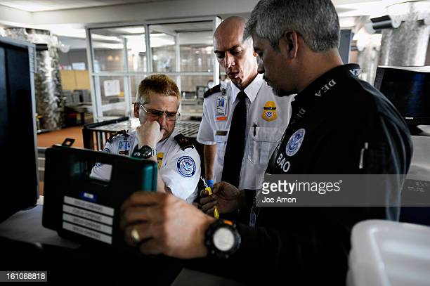 Cddiabomb11B Transportation Security Manager Stock Photos And