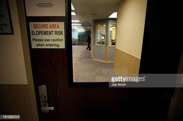 Denver Health Psychiatric Emergency Ward Stock Photos and Pictures ...