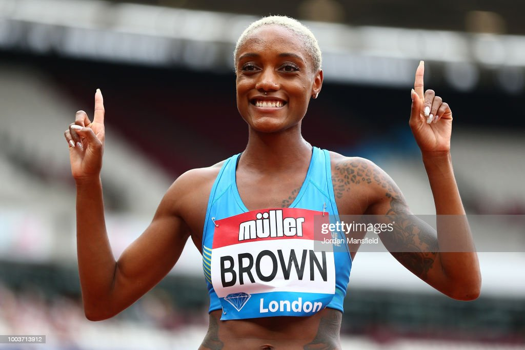 Muller Anniversary Games - Day Two : News Photo