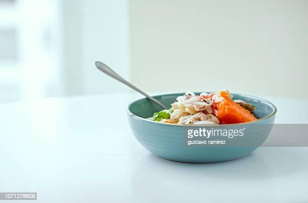 cebiche seafood - ceviche fotografías e imágenes de stock