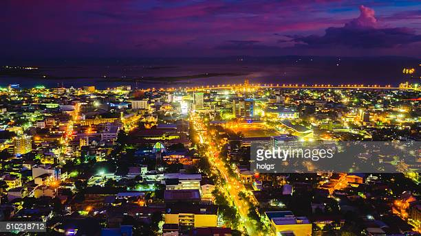 Cebu City at night