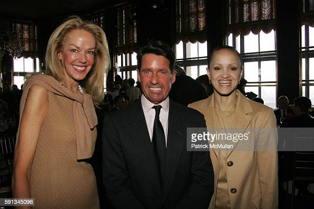Cece Cord Chris Meigher and Cari Modine attend Authors In Kind 2005 God's Love We Deliver Hosts It's 2nd Annual Luncheon at The Rainbow Room on April...