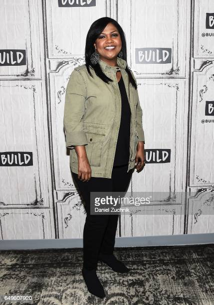 CeCe Winans attends the Build Series to discuss her new album 'Let Them Fall in Love' at Build Studio on March 8 2017 in New York City