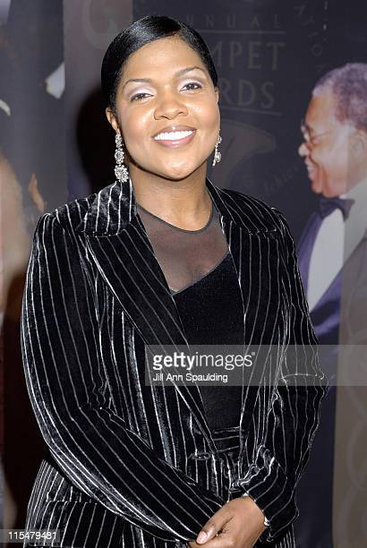 CeCe Winans during 2007 Trumpet Awards Celebrate African American Achievement at Bellagio Hotel in Las Vegas Nevada United States