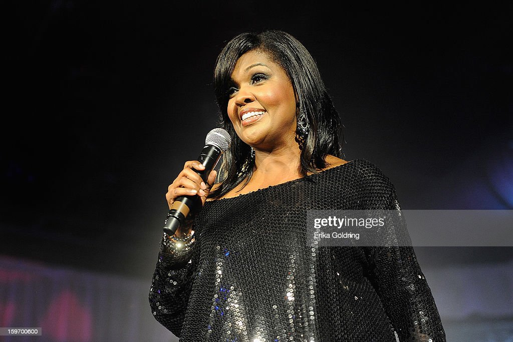 CeCe Winans performs at the 14th annual BMI Trailblazers of Gospel Music Awards at Rocketown on January 18, 2013 in Nashville, Tennessee.
