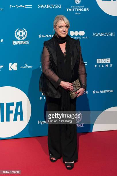 Ceci Dempsey attends the 21st British Independent Film Awards at Old Billingsgate in the City of London December 02 2018 in London United Kingdom
