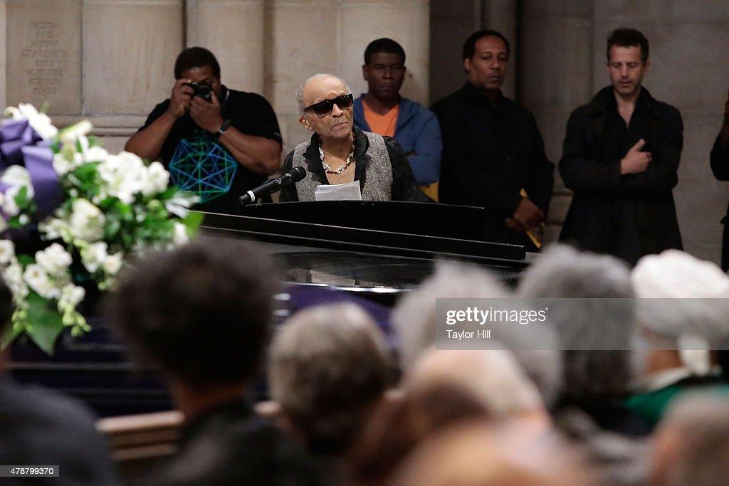 Ornette Coleman Funeral Service