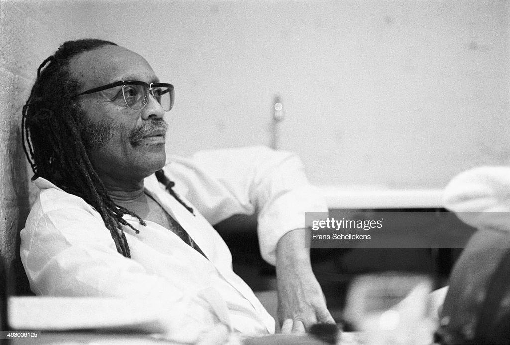 Cecil Taylor 1990 : Nieuwsfoto's