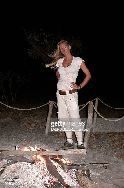 Cecile Brossard in a holiday picture in 2002 in a unspecified location Edouard Stern was found dead on March 1 2005 in his apartment in Geneva police...