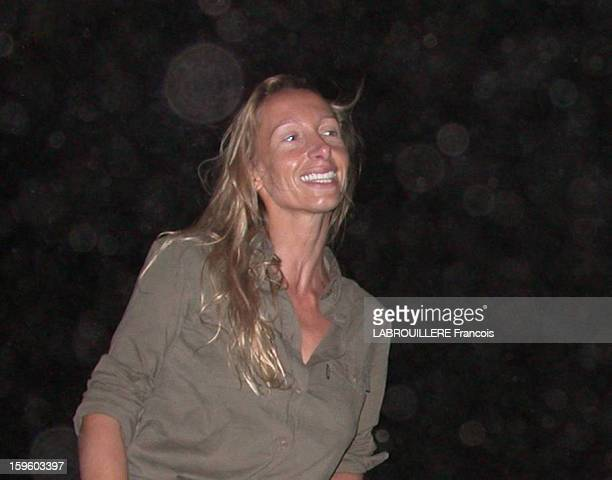 Cecile Brossard in a holiday picture on August 2003 in a unspecified location Edouard Stern was found dead on March 1 2005 in his apartment in Geneva...