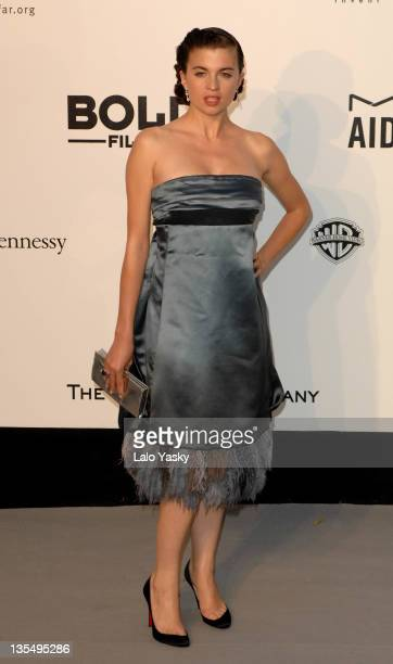 Cecile Cassel at amfAR's Cinema Against AIDS event presented by Bold Films the M•A•C AIDS Fund and The Weinstein Company to benefit amfAR