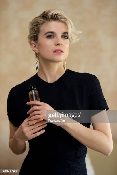 Cecile Cassel French actress singer and new brand ambassador for Rochas fragrance during the Exclusive launch event of ROCHAS new fragrance 'Secret...