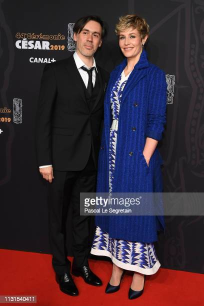 Cecile de France and guest attend Cesar Film Awards 2019 at Salle Pleyel on February 22 2019 in Paris France