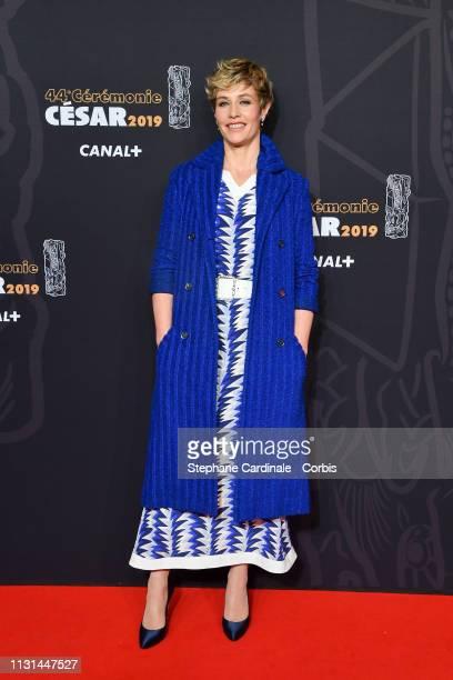 Cecile de France attends the Cesar Film Awards 2019 the Cesar Film Awards 2019 at Salle Pleyel on February 22 2019 in Paris France
