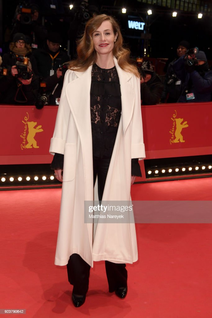 Cecile de France attends the closing ceremony during the 68th Berlinale International Film Festival Berlin at Berlinale Palast on February 24, 2018 in Berlin, Germany.