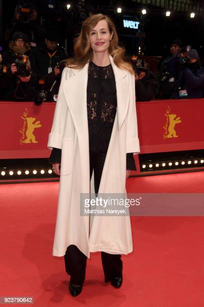 Cecile de France attends the closing ceremony during the 68th Berlinale International Film Festival Berlin at Berlinale Palast on February 24 2018 in...