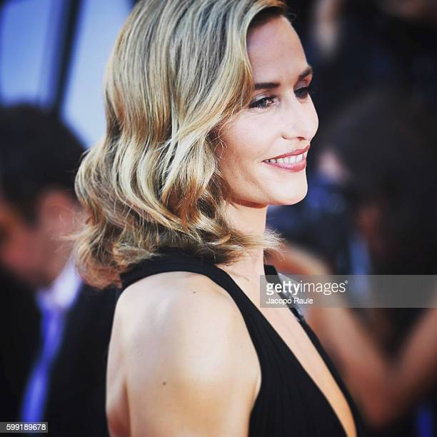 Cecile De France attends the premiere of 'The Young Pope' during the 73rd Venice Film Festival at on September 3 2016 in Venice Italy