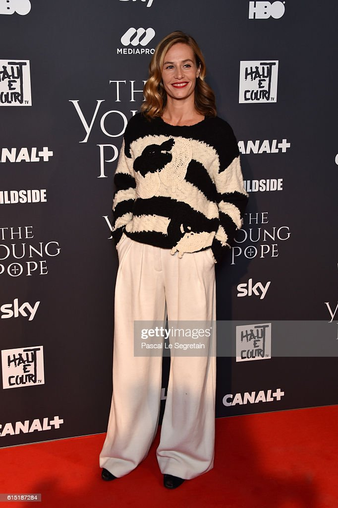 """The Young Pope"" Paris Premiere At La Cinematheque In Paris"