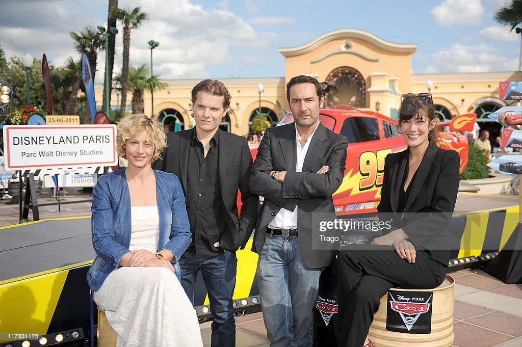 'Cars 2' Premiere A Disneyland Paris