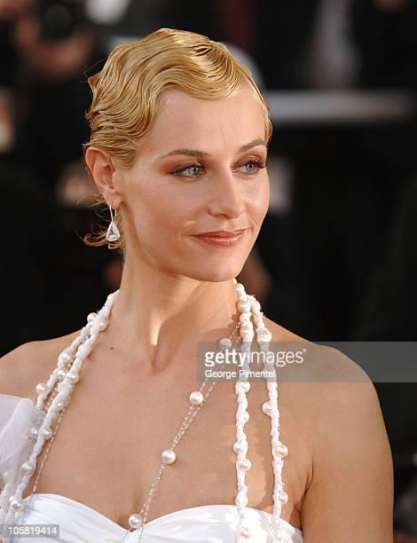 Cecile De France during 2006 Cannes Film Festival Quand J'Etais Chanteur Premiere at Palais des Festival in Cannes France