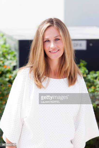 Cecile de France lors du photocall du Jury De La Cinefondation pendant le 68eme Festival du Film Annuel au Palais des Festivals le 21 mai 2015,...