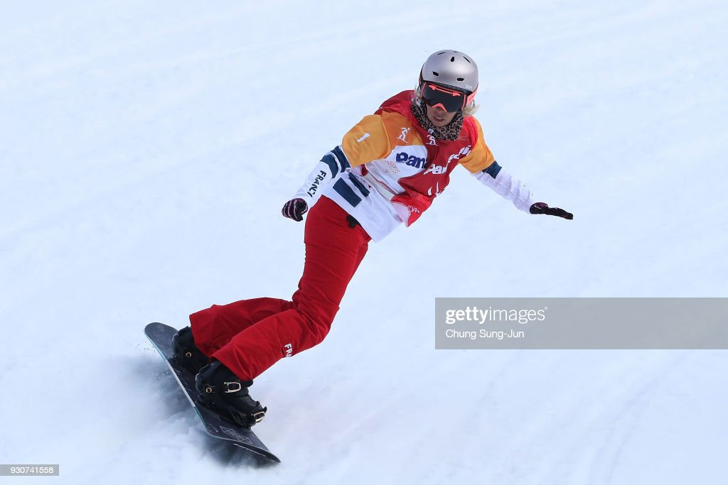 2018 Paralympic Winter Games - Day 3 : Photo d'actualité