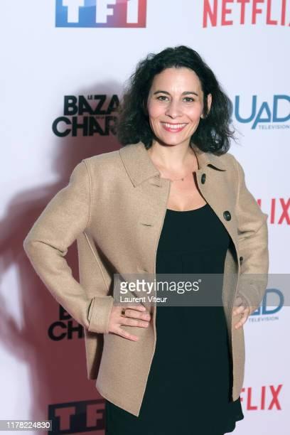 Cecile Rebboah attends the Le Bazar De La Charite Photocall At Le Grand Rex on September 30 2019 in Paris France