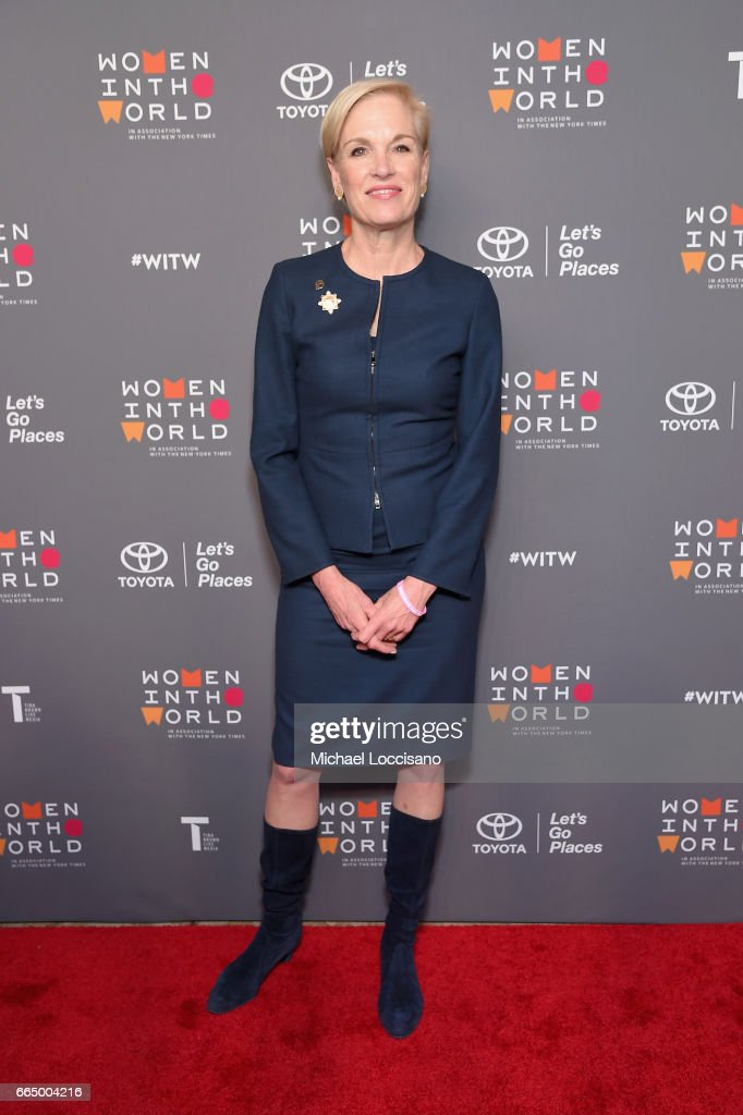 Eighth Annual Women In The World Summit