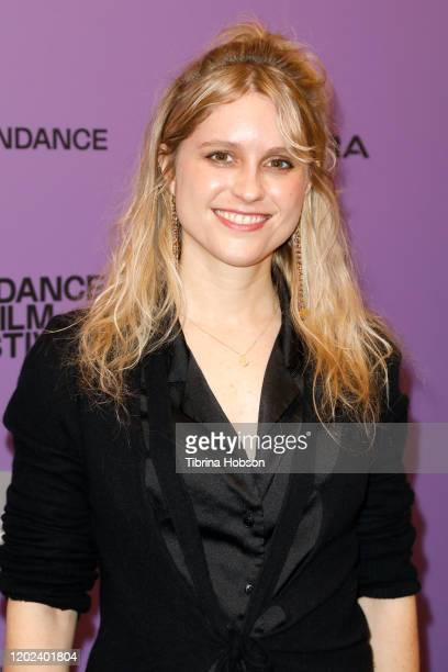 Cecilia Albertina attends the 2020 Sundance Film Festival La Leyenda Negra Premiere at Egyptian Theatre on January 27 2020 in Park City Utah