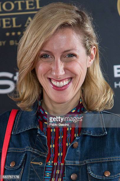 Cecilia Freire attends the 'Live in Colors' photocall during the InStyle Beauty Day at the Miguel Angel Hotel Garden on May 19 2016 in Madrid Spain