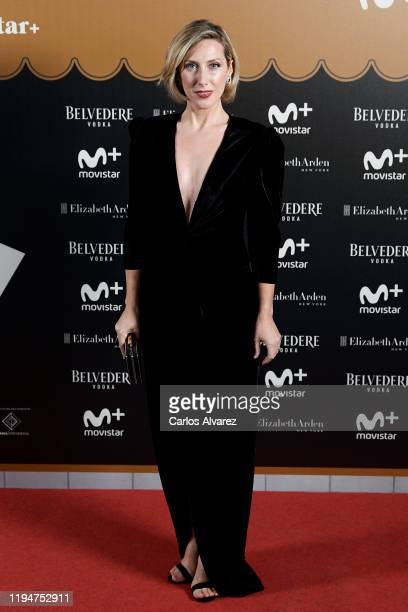 Cecilia Freire attends 'Velvet Collection' photocall at Teatro Barcelo on December 18 2019 in Madrid Spain