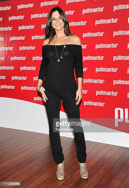 Cecilia Gomez attends the launch of 'Viajes Ocio Placer' Pullmantur's Magazine at Oui on March 31 2011 in Madrid Spain