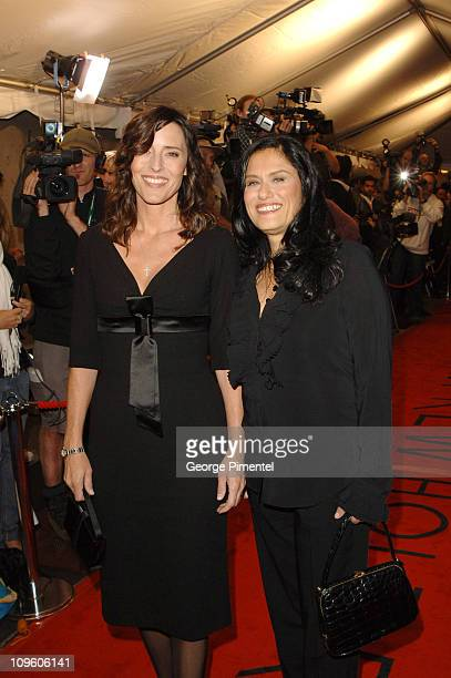Cecilia Peck and Barbara Kopple during 31st Annual Toronto International Film Festival Dixie Chicks Shut Up Sing Premiere at Roy Thompson Hall in...