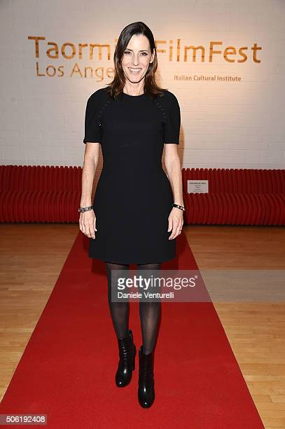 Cecilia Peck attends Cocktail Party Celebrating 1th Taormina Film Fest Los Angeles 2016 at Italian Cultural Institute Of Los Angeles on January 21...