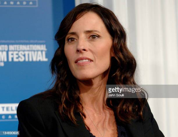 Cecilia Peck during 31st Annual Toronto International Film Festival Dixie Chicks Shut Up Sing Press Conference at Sutton Place in Toronto Ontario...