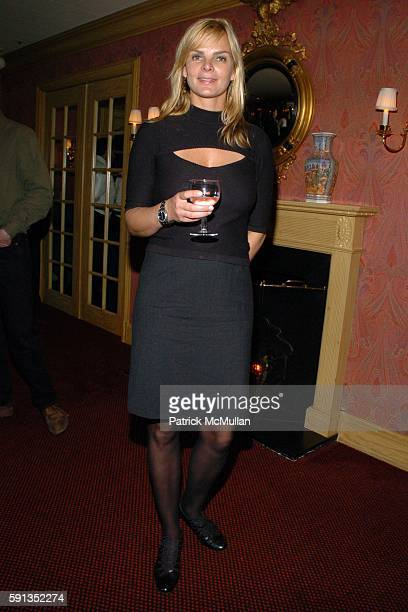 Cecilia Rodhe Noah attends Launch of La Nuit des Etoiles Festival Dinner for French Institute Alliance Francaise to Celebrate RendezVous with French...