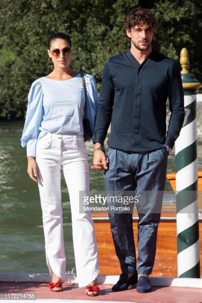 Cecilia Rodriguez Ignazio Moser at the 76 Venice International Film Festival 2019 Venice September 3rd 2019