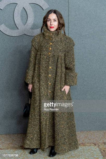 Cecilia Suarez attends the Chanel Metiers D'Art 2018/19 Show at The Metropolitan Museum of Art on December 04 2018 in New York City
