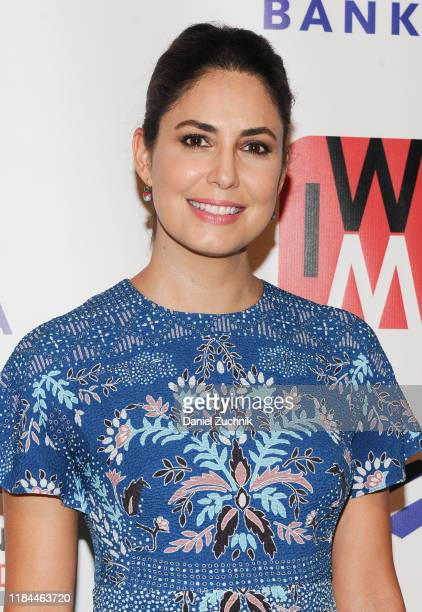 Cecilia Vega attends The International Women's Media Foundation's 2019 Courage in Journalism Awards at Cipriani 42nd Street on October 30 2019 in New...