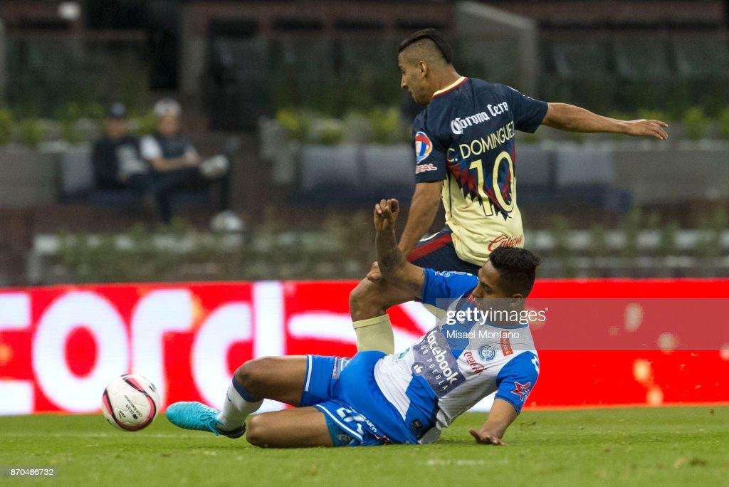 America v Puebla - Torneo Apertura 2017 Liga MX
