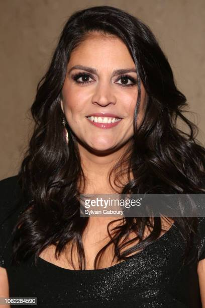 Cecily Strong attends American Museum Of Natural History's 2018 Museum Gala at American Museum of Natural History on November 15 2018 in New York City