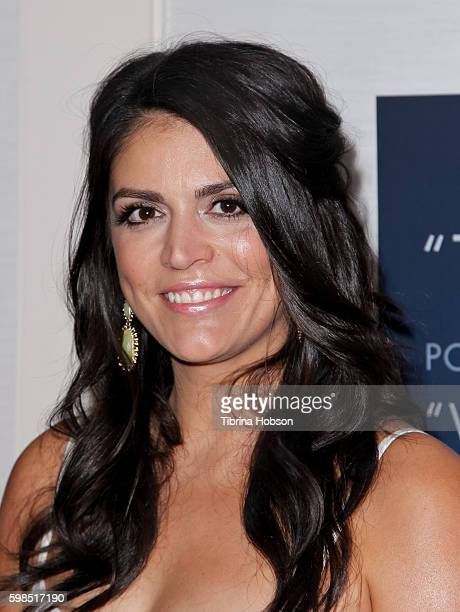 Cecily Strong attends the Premiere of Vertical Entertainment's 'Other People' at The London West Hollywood on August 31 2016 in West Hollywood...