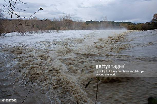 cecina, livorno, tuscany - flooded river - extreme weather stock pictures, royalty-free photos & images