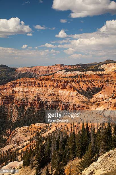 cedar breaks national monument, utah - iron_county,_wisconsin stock pictures, royalty-free photos & images